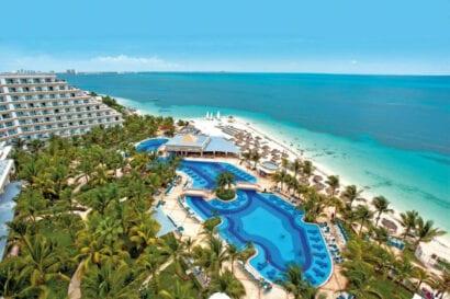 Hotel Riu Caribe Cancun, Mexico