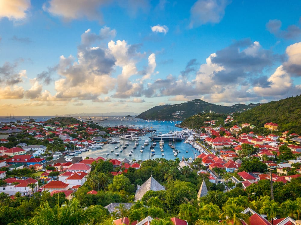 st barth caribbean bucket list