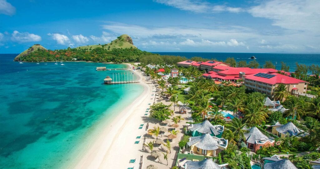 Sandals Grande St. Lucian - Saint Lucia