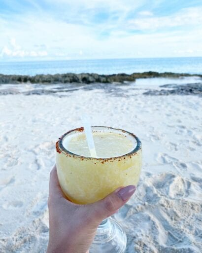 beach-drink
