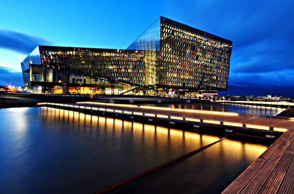 harpa concert hall Reykjavík