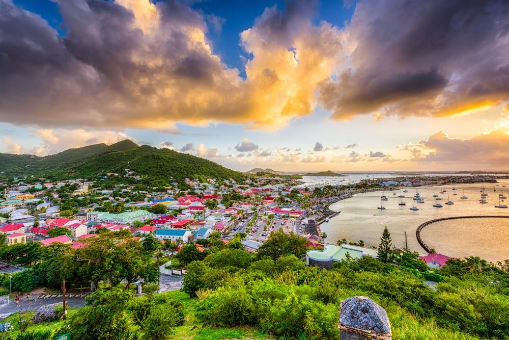 Saint Martin destination resort